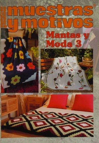 Revista Muestras y Motivos Mantas